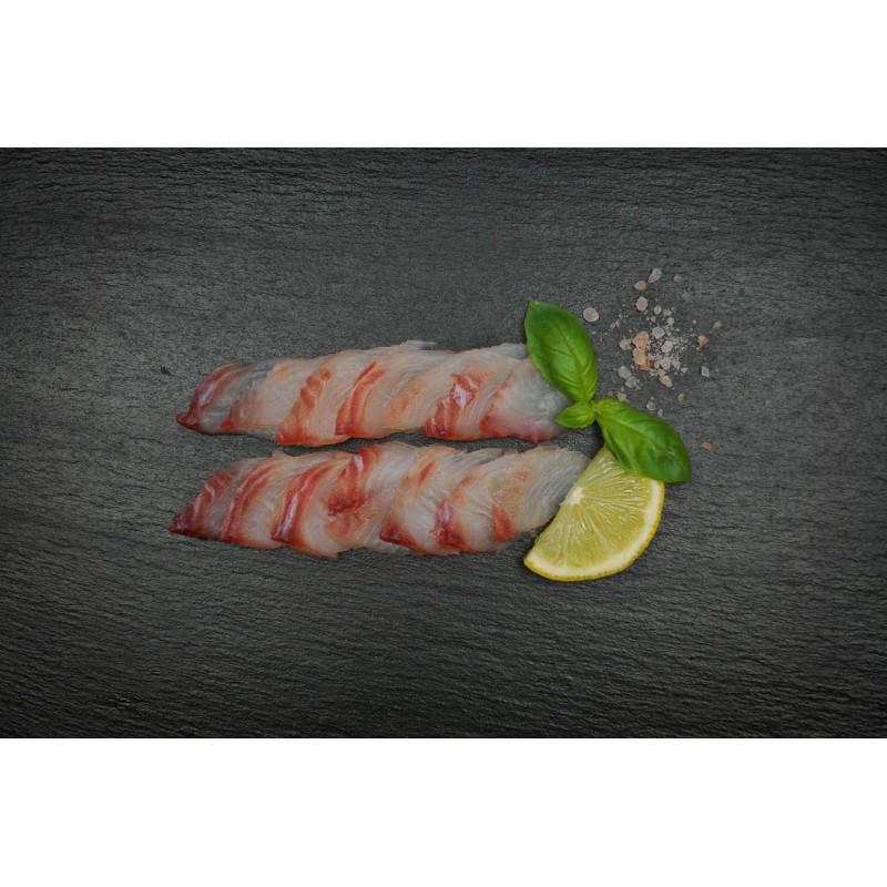 Sachsenbarsch Sushi Topping (Oreochromis niloticus)