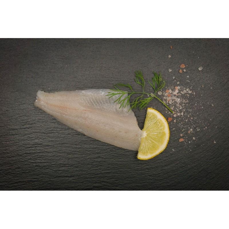 Flussbarsch Filet ohne Haut (perca fluviatilis)