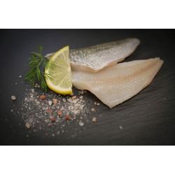 Flussbarsch Filet mit Haut (perca fluviatilis)