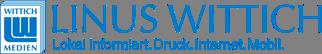 Linus Wittich Mitteilungsblatt Logo sachsenfisch.de